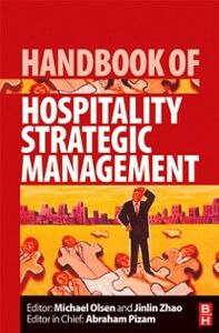 Foto Cover di Handbook of Hospitality Strategic Management, Ebook inglese di  edito da Elsevier Science