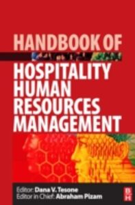 Ebook in inglese Handbook of Hospitality Human Resources Management