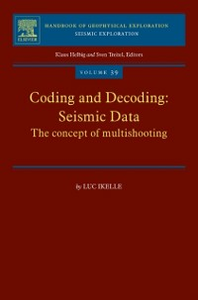 Ebook in inglese Coding and Decoding: Seismic Data Ikelle, Luc T.