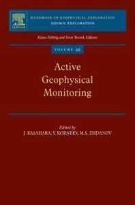 Ebook in inglese Active Geophysical Monitoring -, -