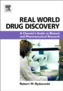 Ebook in inglese Real World Drug Discovery Rydzewski, Robert M.