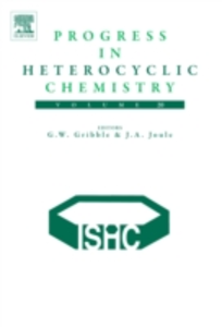 Ebook in inglese Progress in Heterocyclic Chemistry -, -