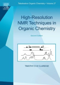 Ebook in inglese High-Resolution NMR Techniques in Organic Chemistry Claridge, Timothy D.W.