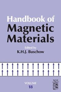 Foto Cover di Handbook of Magnetic Materials, Ebook inglese di  edito da Elsevier Science