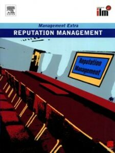 Foto Cover di Reputation Management Revised Edition, Ebook inglese di Elearn, edito da Elsevier Science
