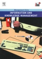 Information and Knowledge Management Revised Edition