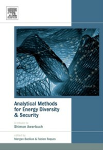 Ebook in inglese Analytical Methods for Energy Diversity and Security -, -