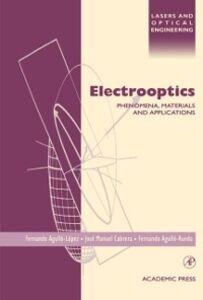 Ebook in inglese Electrooptics Agullo-Rueda, Fernando , Cabrera, Jose Manuel