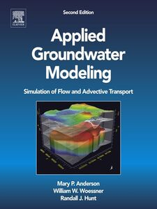 Ebook in inglese Applied Groundwater Modeling Anderson, Mary P. , Hunt, Randall J. , Woessner, William W.