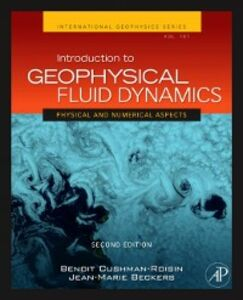 Ebook in inglese Introduction to Geophysical Fluid Dynamics Beckers, Jean-Marie , Cushman-Roisin, Benoit