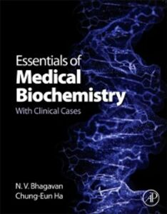Foto Cover di Essentials of Medical Biochemistry, Ebook inglese di N. V. Bhagavan,Chung-Eun Ha, edito da Elsevier Science