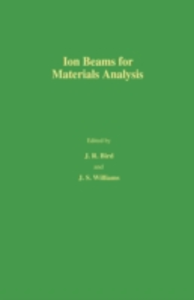 Ebook in inglese Ion Beams for Materials Analysis -, -