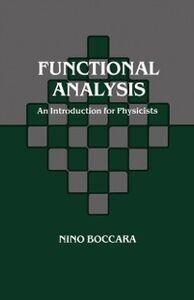Ebook in inglese Functional Analysis Boccara, Nino