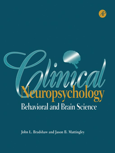 Ebook in inglese Clinical Neuropsychology Bradshaw, John L. , Mattingley, Jason B.