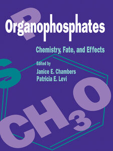 Foto Cover di Organophosphates Chemistry, Fate, and Effects, Ebook inglese di Patricia E. Levi,Janice E. Chambers, edito da Elsevier Science