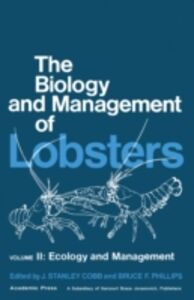 Ebook in inglese Biology and Management of Lobsters -, -