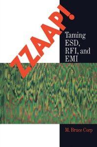 Ebook in inglese ZZAAP!: Training ESD, FRI, and EMI Corp, M. Bruce