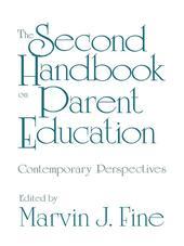 The Second Handbook on Parent Education