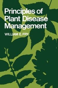 Ebook in inglese Principles of Plant Disease Management Fry, William E.