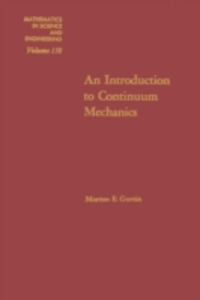 Ebook in inglese Introduction to Continuum Mechanics Gurtin, Morton E.