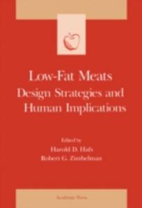 Ebook in inglese Low-Fat Meats -, -