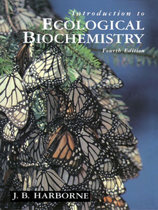 Ebook in inglese Introduction to Ecological Biochemistry Harborne, J. B.