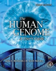 Ebook in inglese THE HUMAN GENOME Hawley, R. Scott , Richards, Julia E.