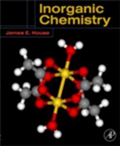 Foto Cover di Inorganic Chemistry, Ebook inglese di J. E. House, edito da Elsevier Science