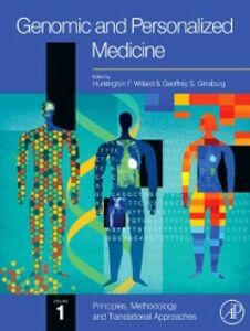 Ebook in inglese Genomic and Personalized Medicine