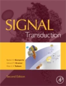 Foto Cover di Signal Transduction, Ebook inglese di AA.VV edito da Elsevier Science