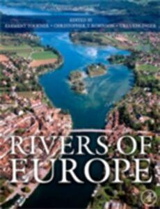 Foto Cover di Rivers of Europe, Ebook inglese di AA.VV edito da Elsevier Science