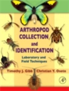Ebook in inglese Arthropod Collection and Identification Gibb, Timothy J. , Oseto, Christian