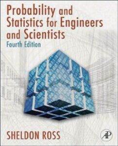 Foto Cover di Introduction to Probability and Statistics for Engineers and Scientists, Ebook inglese di Sheldon M. Ross, edito da Elsevier Science