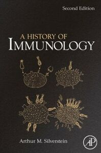 Ebook in inglese History of Immunology Silverstein, Arthur M.