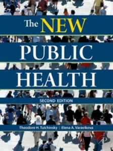 Ebook in inglese New Public Health Tulchinsky, Theodore H. , Varavikova, Elena A.