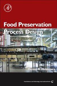 Ebook in inglese Food Preservation Process Design Heldman, Dennis R.