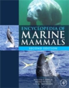 Ebook in inglese Encyclopedia of Marine Mammals -, -
