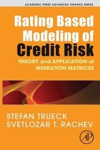 Foto Cover di Rating Based Modeling of Credit Risk, Ebook inglese di Svetlozar T. Rachev,Stefan Trueck, edito da Elsevier Science