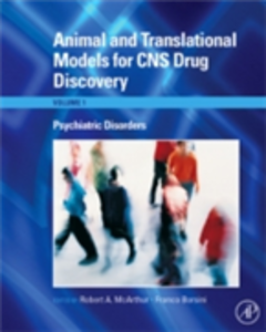 Ebook in inglese Animal and Translational Models for CNS Drug Discovery: Psychiatric Disorders -, -