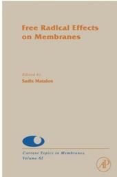 Free Radical Effects on Membranes