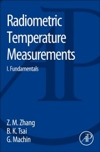 Ebook in inglese Radiometric Temperature Measurements -, -