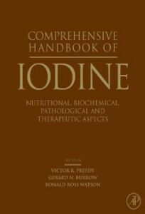 Foto Cover di Comprehensive Handbook of Iodine, Ebook inglese di  edito da Elsevier Science
