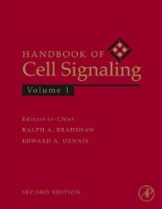 Ebook in inglese Handbook of Cell Signaling, 2/e -, -