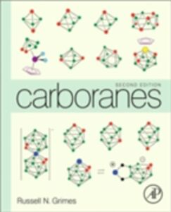 Ebook in inglese Carboranes Grimes, Russell N.