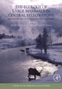 Ebook in inglese Ecology of Large Mammals in Central Yellowstone -, -
