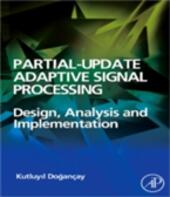 Partial-Update Adaptive Signal Processing