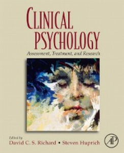 Ebook in inglese Clinical Psychology -, -