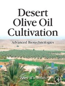 Ebook in inglese Desert Olive Oil Cultivation Wiesman, Zeev