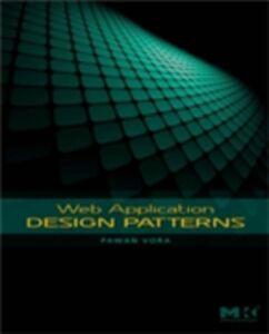 Ebook in inglese Web Application Design Patterns Vora, Pawan