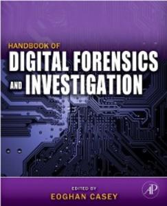 Ebook in inglese Handbook of Digital Forensics and Investigation Casey, Eoghan